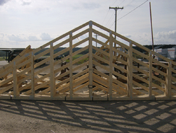 Engineered Wood Roof & Floor Trusses